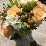 bridal bouquet wedding flowers southampton